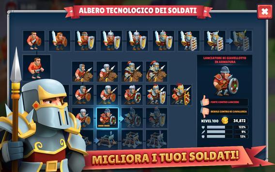 7 Schermata Game of Warriors