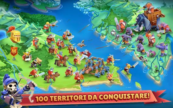 4 Schermata Game of Warriors