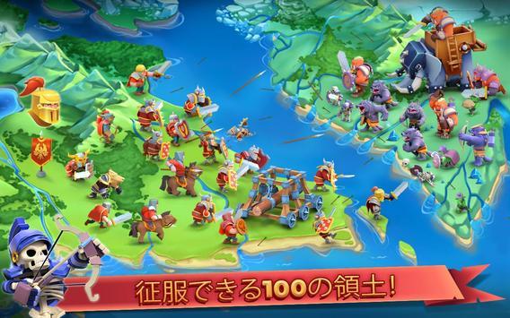 Game of Warriors スクリーンショット 10