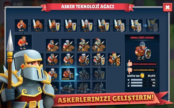Game of Warriors Ekran Görüntüsü 1