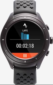 6 Schermata GPS Strava: corsa e ciclismo