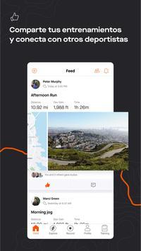 GPS de Strava: carreras y ciclismo captura de pantalla 4