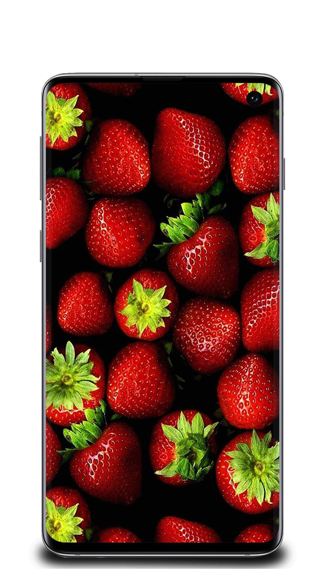 Strawberry Wallpaper Hd For Android Apk Download