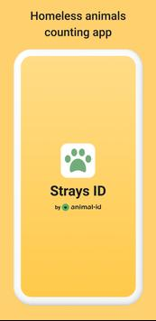 Strays ID poster
