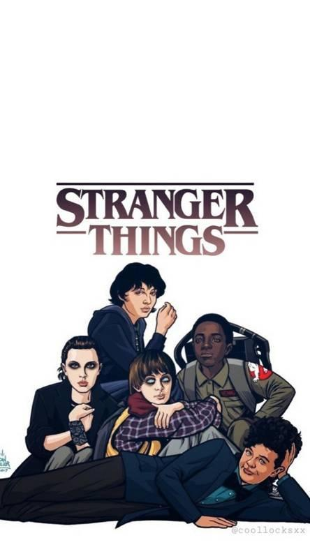 Stranger Things 3 Wallpaper Hd For Android Apk Download