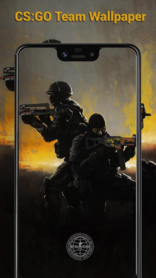 Cs Go Wallpaper For Android Apk Download