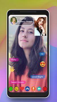 Live Talk - Stranger Video Chat poster