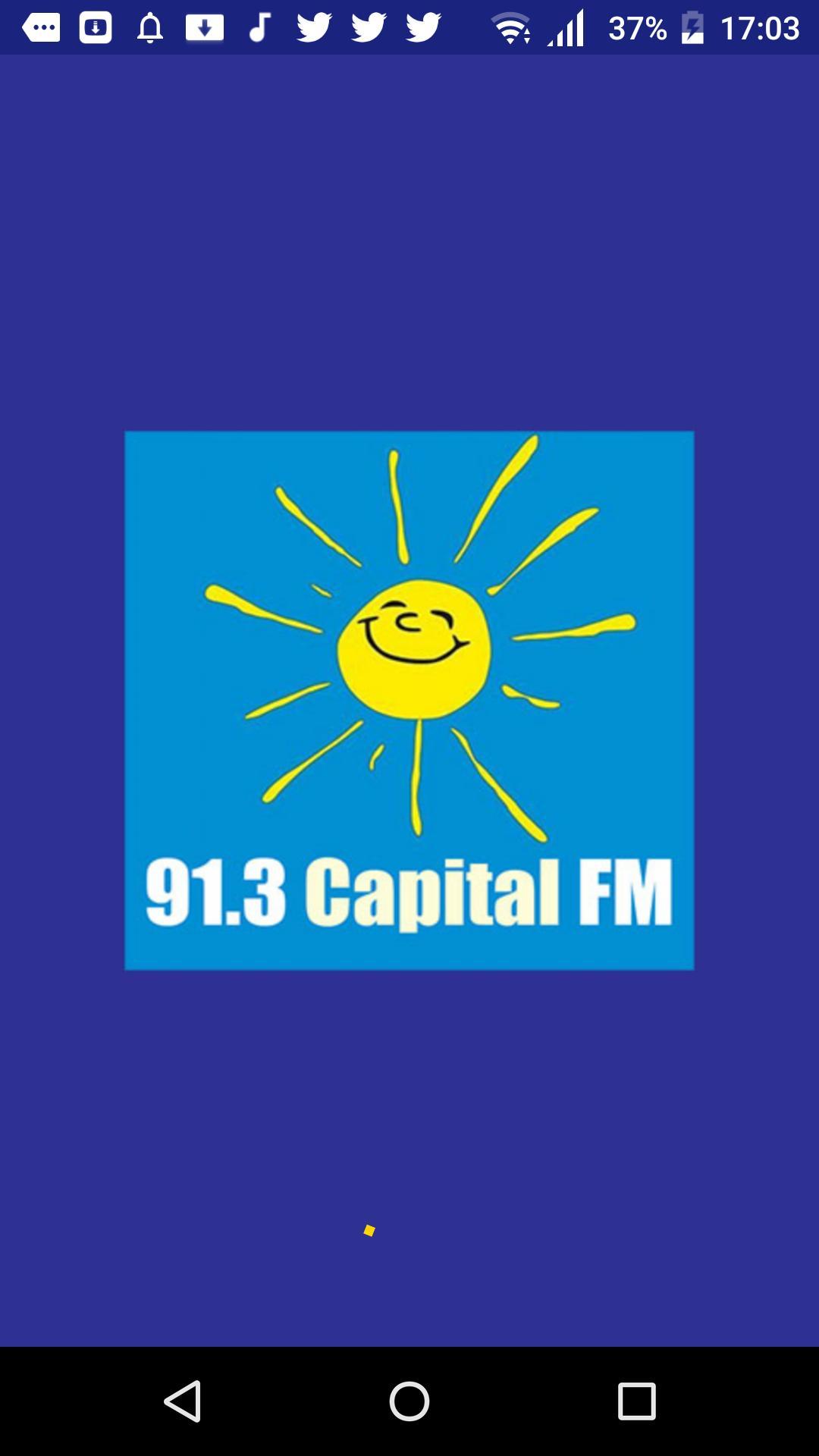 91 3 Capital FM - Kampala - Live Stream for Android - APK