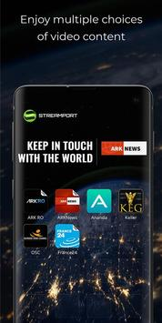 Streamport poster