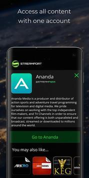 Streamport screenshot 1