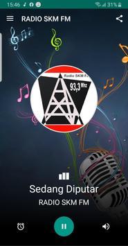 Radio SKM FM poster