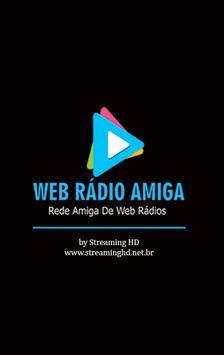 Web Rádio Amiga poster