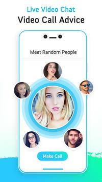Online Girl Random Video Call Video Chat screenshot 1