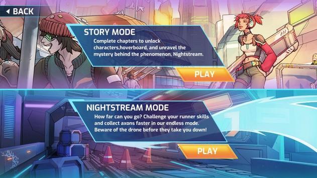 Nightstream screenshot 3