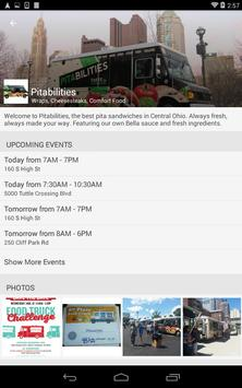 StreetFoodFinder screenshot 12
