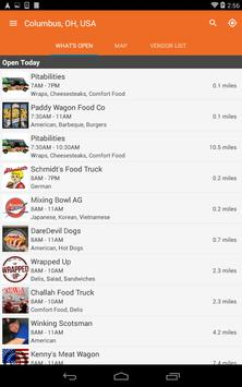StreetFoodFinder screenshot 8