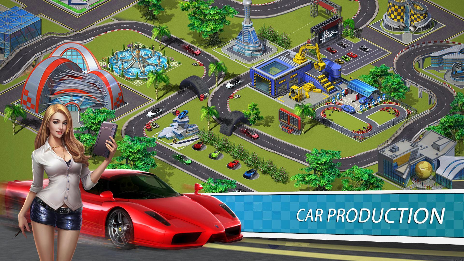 Car Tycoon :Racing Club Manager for Android - APK Download