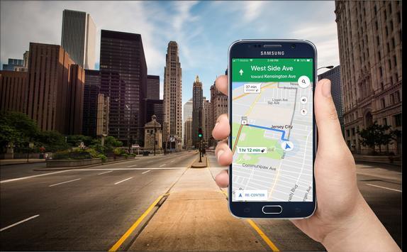 Live Earth Map 2019 : Street View World Navigation screenshot 5