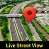 ストリートビュー:現在地、GPSライブマップ APK