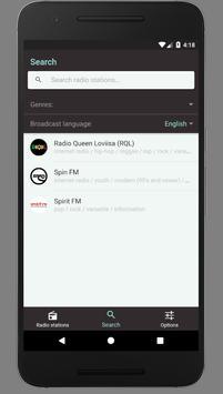 StriimiRadio screenshot 2