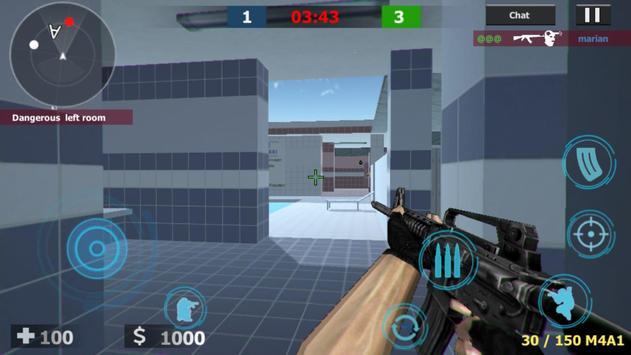 Counter Terrorist: Strike War screenshot 4