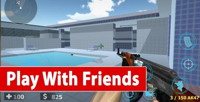 Counter Terrorist Critical: Strike War screenshot 11