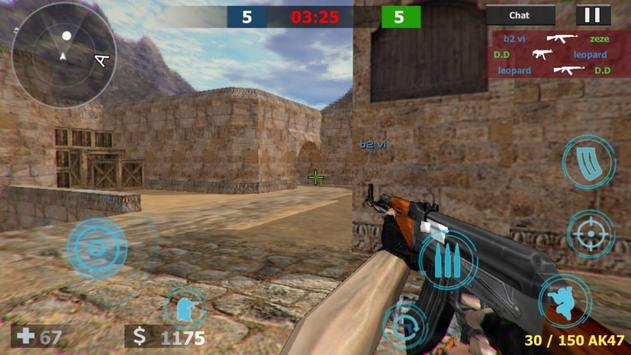 Counter Terrorist: Strike War screenshot 2