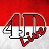 SG Live 4D ikona