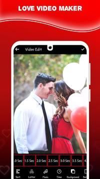 Love Video Maker With Song screenshot 4