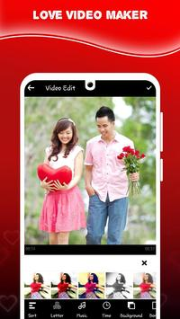 Love Video Maker With Song screenshot 5