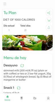 Dietas para adelgazar Poster