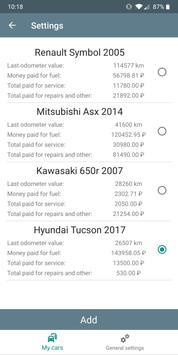 Car expenses screenshot 15