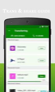 Tips For Xender:File transfer sharing guide screenshot 1