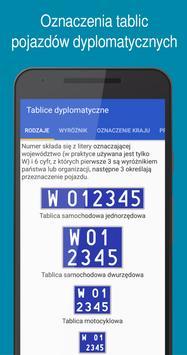 Tablice Rejestracyjne PL screenshot 5