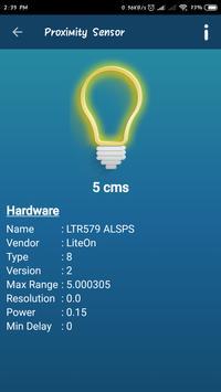 Sensor Dr. screenshot 1