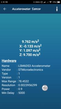 Sensor Dr. screenshot 2