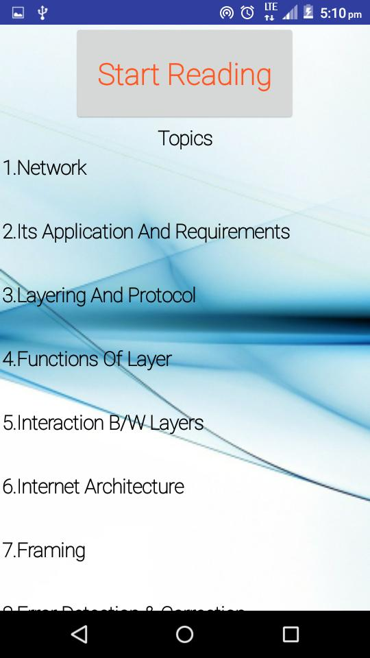 Computer Networks Notes 2019 for Android - APK Download