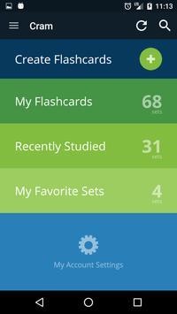 Cram.com Flashcards screenshot 1