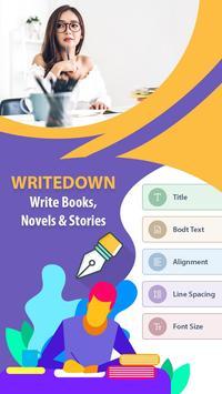 WriteDown-poster