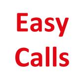 Easy calls icon