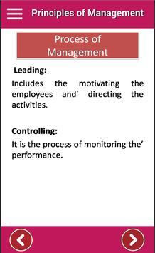 Principles of Management - POM screenshot 2