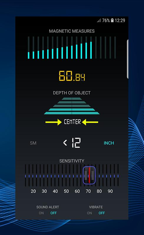 Stud Finder And Stud Detector : Find Metal Studs for Android