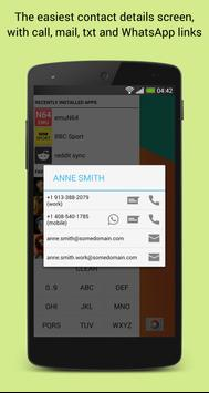 Berrysearch: apps & contacts screenshot 1