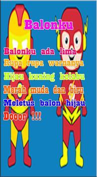 Lagu Anak Anak Paud poster