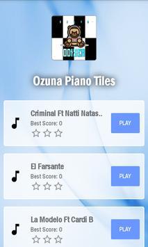 Ozuna Piano Tiles screenshot 3