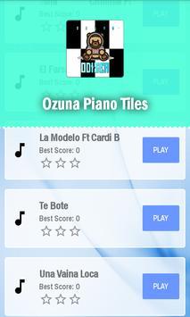 Ozuna Piano Tiles screenshot 4