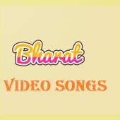 Bharat Movie video songs icon