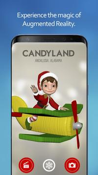 Christmas in Candyland poster