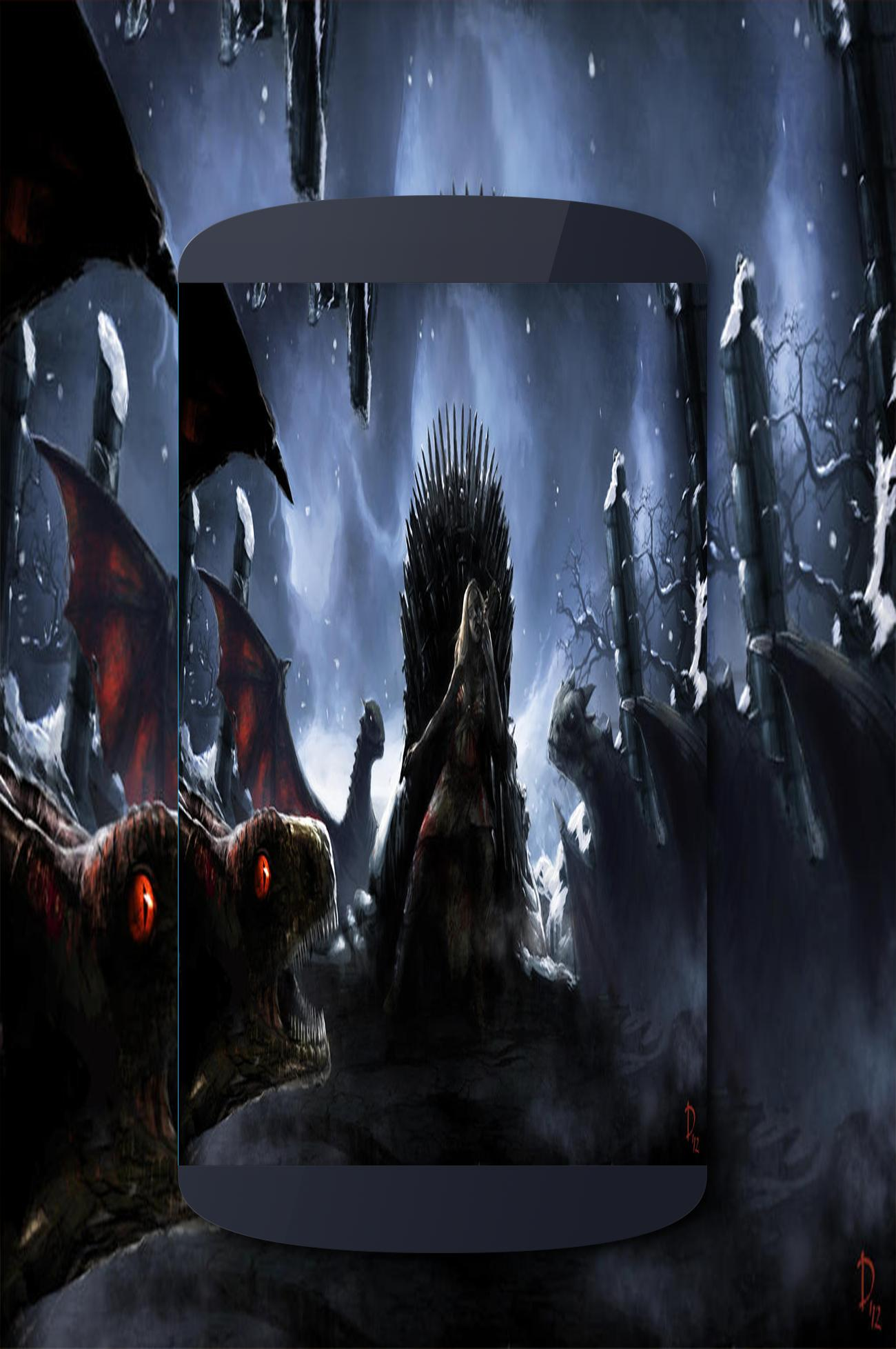Thrones Wallpaper 4k Fan Got Art For Android Apk Download