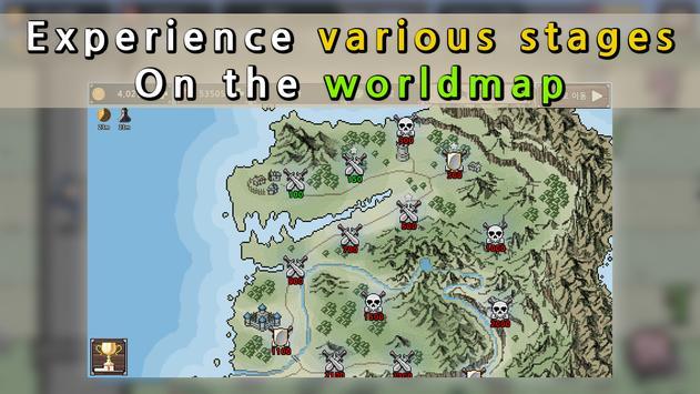 Dot Heroes III - Keep the Castle captura de pantalla 4